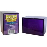 Dragon Shield 100+ Gaming Deck Box Purple (extrem robust!)