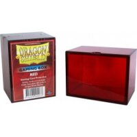 Dragon Shield 100+ Gaming Deck Box Red (extrem robust!)