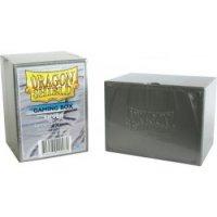 Dragon Shield 100+ Gaming Deck Box Silver (extrem robust!)
