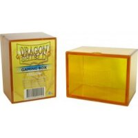 Dragon Shield 100+ Gaming Deck Box Yellow (extrem robust!)