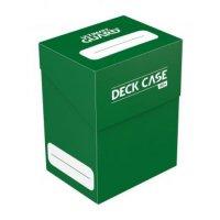 Ultimate Guard Deck Case 80+ Standardgröße Grün