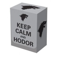 Legion Deck Box Keep Calm and Hodor