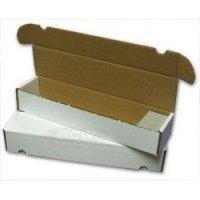 BCW Pappkarton für 1320 Karten (BCW 930 Count)