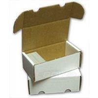 BCW Pappkarton für 560 Karten (BCW 400 Count)