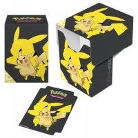 Ultra Pro Pokemon Full View Deck Box - Pikachu 2019