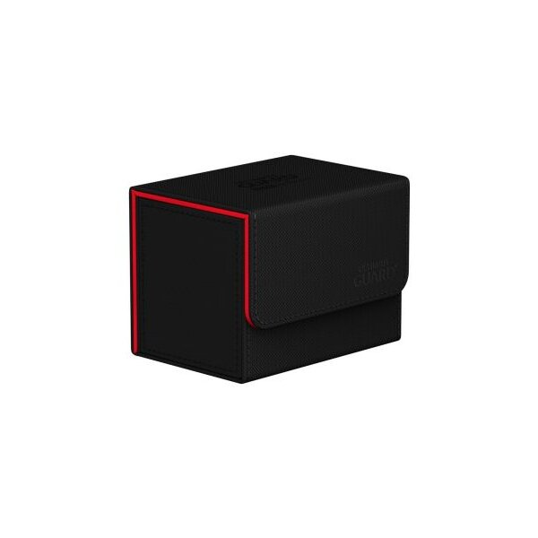 Ultimate Guard 2020 Exclusive SideWinder 80+ Standardgröße XenoSkin Black & Red