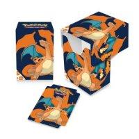 Ultra Pro Pokemon Full View Deck Box - Glurak 2020