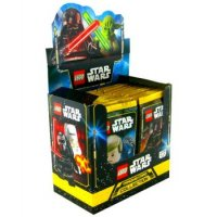 LEGO Star Wars Trading Card Collection Display (50 Booster)