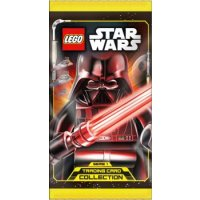LEGO Star Wars Trading Card Collection Booster (10 Stück)