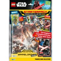 LEGO Star Wars Trading Card Collection Starter-Pack
