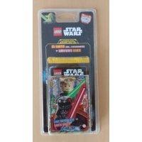 LEGO Star Wars Trading Card Collection Blister - Luke Skywalker vs Darth Vader