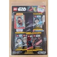 LEGO Star Wars Trading Card Collection Multi-Pack - Poe Dameron
