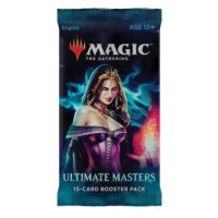 Ultimate Masters Booster (englisch)