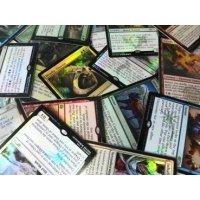 20 zufällige Magic FOIL Rares (seltene Karten)