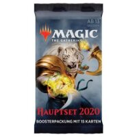 Magic Hauptset 2020 Booster (deutsch)