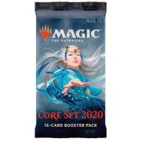 Magic Core Set 2020 Booster (englisch)