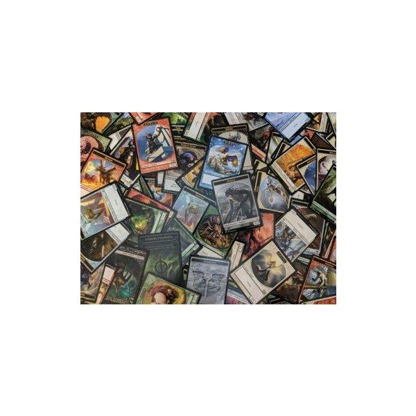 Kartenpack Magic 50 Token Sammlung mit Emblemkarte