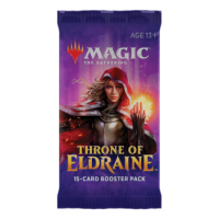Throne of Eldraine Booster (englisch)