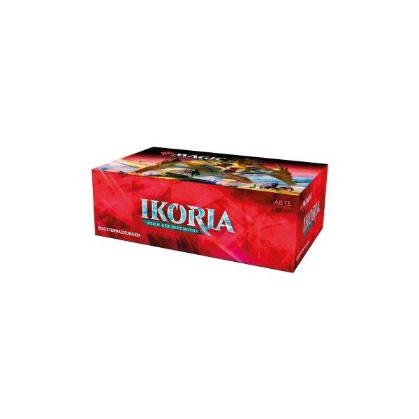 Ikoria: Reich der Behemoths Booster Display (36 Packs, deutsch)