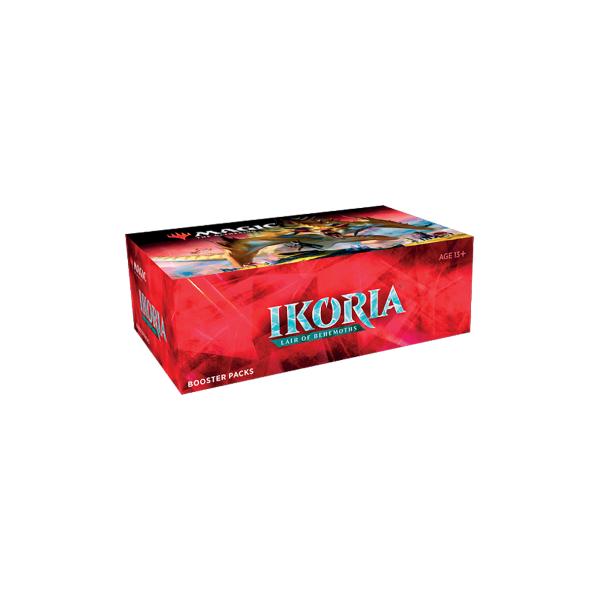 Ikoria: Lair of Behemoths Booster Display (36 Packs, englisch)