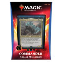 Ikoria: Lair of Behemoths Commander Deck 2020 - Arcane Maelstrom (englisch)