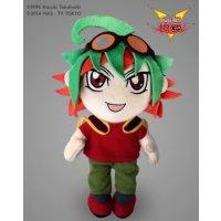 Yu-Gi-Oh! Plüschfigur Yuya Sakaki 25cm von Sakami