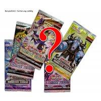 Yugioh 5 deutsche 5-Karten Boosterpacks *Sonderpreis*