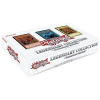 LEERE Yugioh Legendary Collection 1 Gameboard Edition (ohne Inhalt)