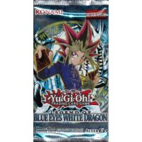 Legend of Blue Eyes White Dragon Booster