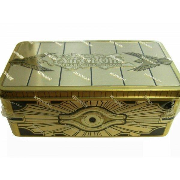 Yugioh Mega Tin Box 2019: Gold Sarcophagus