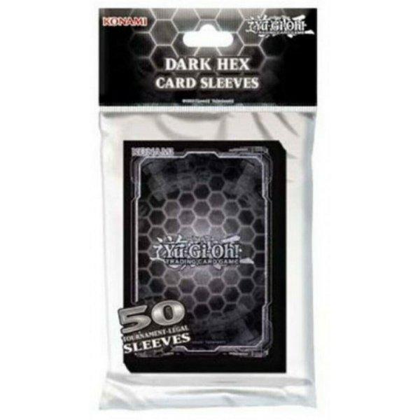 Dark Hex Card Sleeves (50 Kartenhüllen)