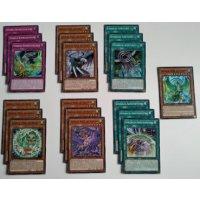 Simorgh-Deck RIRA-DE 19 Karten