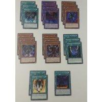 Böser-HELD-Deck LED5-DE 22 Karten