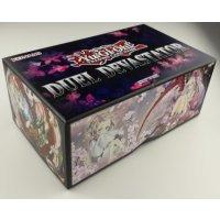 LEERE Yugioh Duel Devastator Box (ohne Inhalt)