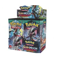 Pokemon Sun and Moon: Guardians Rising Display (englisch)