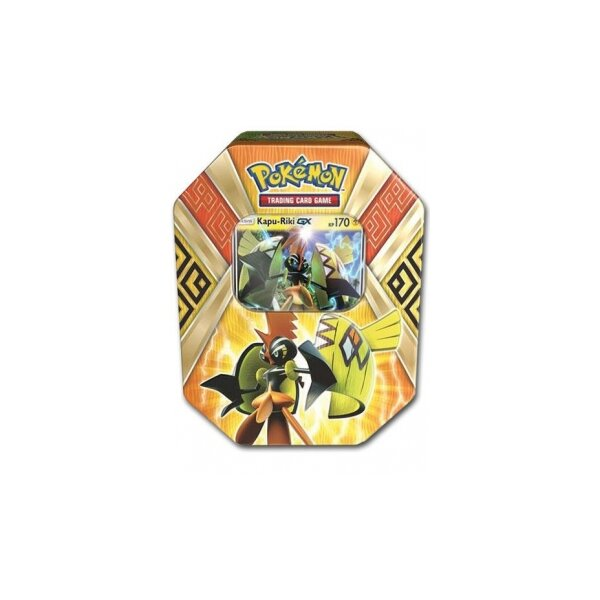 Kapu-Riki-GX Tin Box *RARITÄT*