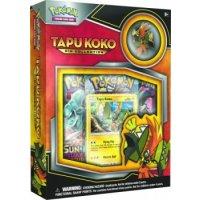 Pokemon Tapu Koko Pin Collection (englisch)