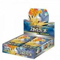 Pokémon Japanese Booster Box / Sun & Moon SM10b Sky Legend