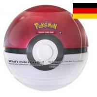 Pokeball Tin Box (deutsch)