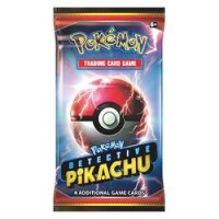 Detective Pikachu Movie Booster (englisch)