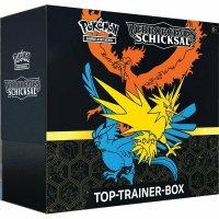 Verborgenes Schicksal Top (Elite) Trainer Box DEUTSCH