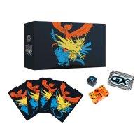 Verborgenes Schicksal/Hidden Fates Trainer Box + Würfel + Schadensmarken + Kartentrenner