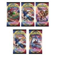 Pokemon Schwert & Schild Booster (5 Stück)