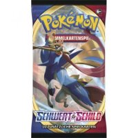 Pokemon Schwert & Schild Booster