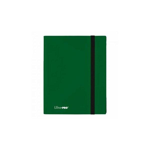 Ultra Pro 9-Pocket Eclipse Pro-Binder - Forest Green (Dunkelgrün)