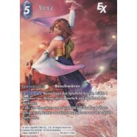 Final Fantasy Promokarte Yuna
