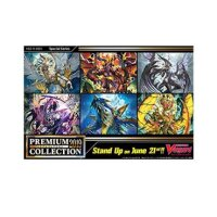 Cardfight Vanguard Special Series Premium Collection 2019 Booster Display