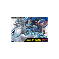 Cardfight Vanguard V - Aerial Steed Liberation Booster Display