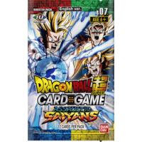 Dragon Ball Super Assault of the Saiyans Booster