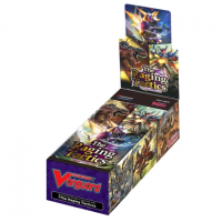 Cardfight Vanguard V - The Raging Tactics Extra Booster Display